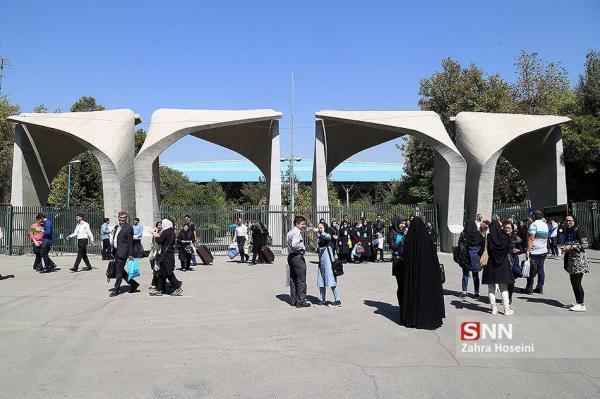 فراخوان بخش دانشگاهیان سومین جشنواره فرهنگ دانشگاه تهران اعلام شد
