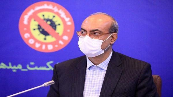 کاهش بیماران کرونایی بستری در استان قزوین